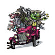 The Wind in the Willows   Saffron Walden image