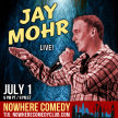 Jay Mohr: Live Stand-up Comedy image
