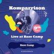 Komparrison live at Base Camp image