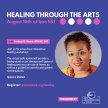 Healing Through the Arts with Lindsey D. Vance, ATR-BC, LPC image