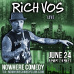 Rich Vos: Live Stand-up Comedy image