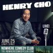 Henry Cho: Live Stand-up Comedy image