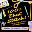 100% That Stitch! image