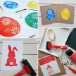 Children's Easter Linoprint Workshop with Charlotte Adcock [Ref#406] image