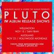 Pluto - IV album release show Wellington image