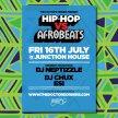 Hip-Hop vs Afrobeats image
