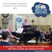BATH - A morning of songs from across the centuries with Niall Hoskin and Stephen Browne image