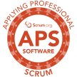 Scrum.org Applying Professional Scrum for Software Development (Outside UK) image
