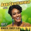 Abbi Crutchfield: Live Stand-up Comedy image
