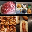 The Bunnery Halloween party food image