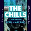 The Chills - Scatterbrain album release tour image