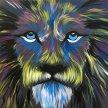 Kaleidoscope King Brush Party - Online image
