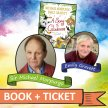 An Audience with Michael Morpurgo for 'Song of Gladness' and Emily Gravett illustrator draw along - BOOK & TICKET image