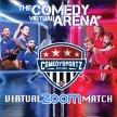 04.10.20 7:30PM Virtual ComedySportz Match image