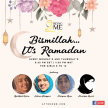 Bismillah... It's Ramadan! (Multiple Date Registration) Date: April 15, 19, 22, 29  May 3, 6,10 image