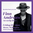 Finn Andrews (solo) - An early, seated show AT MEOW image
