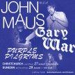 John Maus (USA), Gary War (USA) and Purple Pilgrims image
