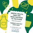 Mental Health First Aid: From the door to the floor image