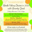 April Needle Felting Class with Beverley Speck image