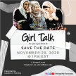 Girl Talk: Save The Date! image