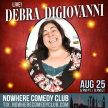 Debra DiGiovanni: Live Stand-up Comedy image