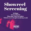 Showreel Screening image