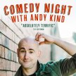 Andy Kind comedy fundraising night for Thrive image