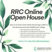 RRC Online Open House image