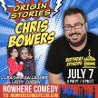 Origin Stories: Chris Bowers Birthday Episode image