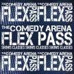 Comedy Arena Flex Passes image