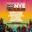 Hip-Hop vs Dancehall - New Year's Eve image