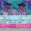 Anointed Feet Dance Present: Activate Virtual Concert image