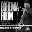 THE BOHEMIA ROOM Featuring MELTON MUSTAFA JR image
