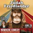 Judah Friedlander: Live Stand-up Comedy image