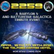 2259- A Babylon 5 & Battlestar Galactica Tribute event image