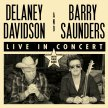 Delaney Davidson & Barry Saunders - live in concert, with their band image