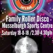 Family Roller Disco-Musselburgh Sports Centre image