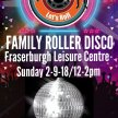 Family Roller Disco-Fraserburgh Leisure Centre image