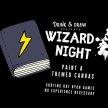 Drink & Draw Dublin: Wizard Night image