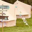 Lisa's Birthday Glamping Village image