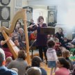 Topaz flute and harp duo image