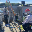 Confined Space Clinic - Small Team Rescue image