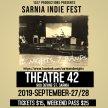Sarnia Indie Fest [Fri] image