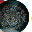 """Your Handmade Christmas Gifts - Paint a 12"""" vinyl record image"""