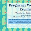 Pregnancy Wellbeing Evening image