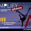 Amplify @ Home image