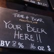 Brew your Own Tide and Boar Beer image