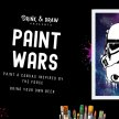 Drink & Draw Dublin: Paint Wars (BRING YOUR OWN BEER) image