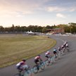 Years 2 & 5 track cycling at Herne Hill Velodrome image