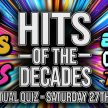 Saturday Music Quiz - Hits of the Decades image